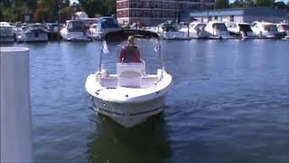 MIKE O'MALLEY COMPLETES THE GREAT LOOP ON ROBALO R200 CENTER CONSOLE