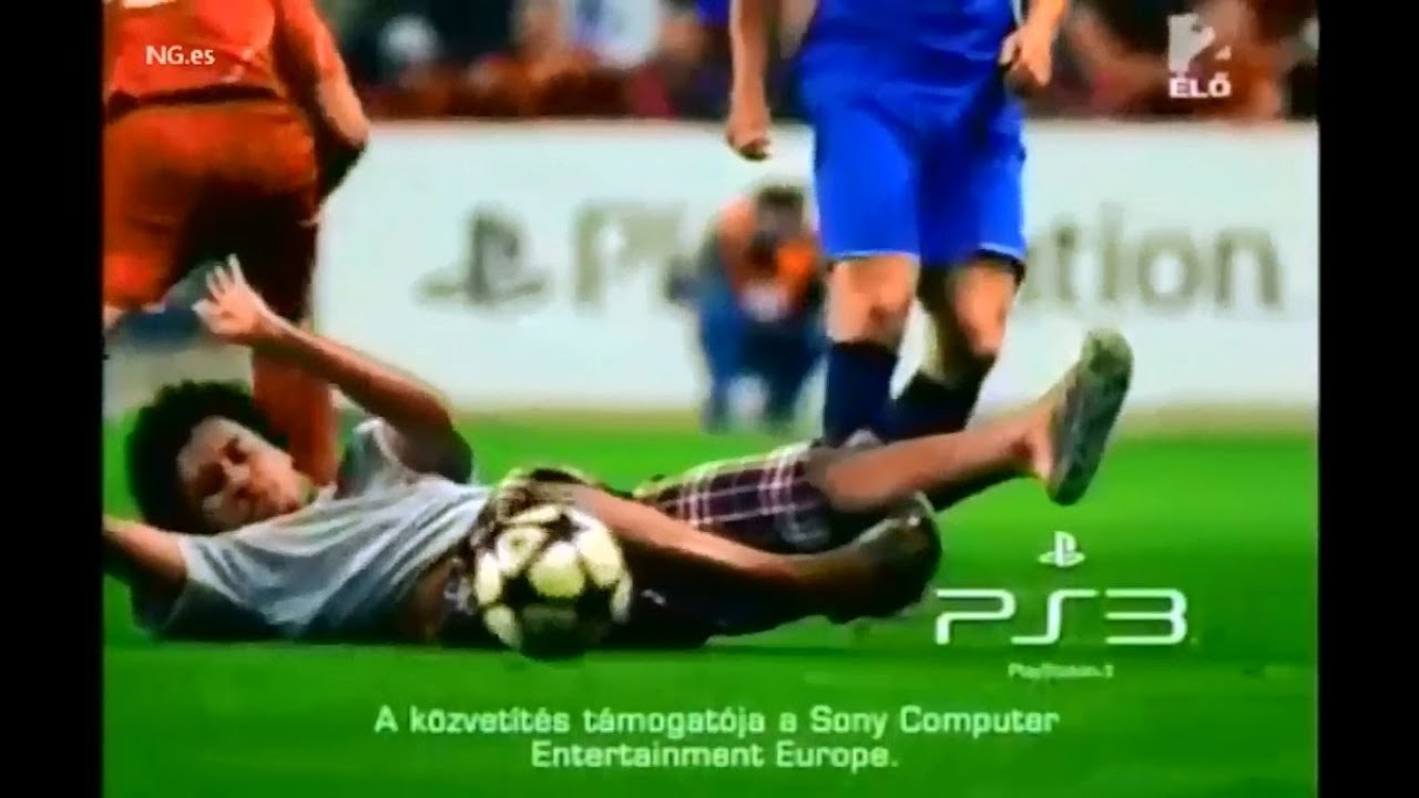 UEFA Champions League 2011 Intro - Ford & PlayStation HUN
