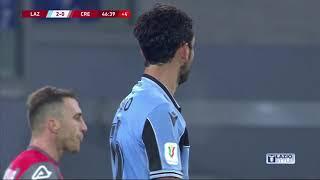 Coppa Italia | Highlights Lazio-cremonese 4-0