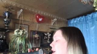 Я пою песню из фильма электроник - колокола)))) съемка не очень)))