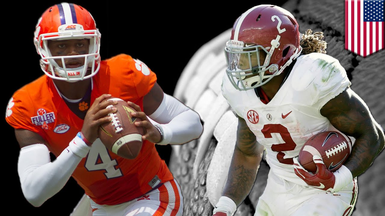 Clemson vs Alabama National Championship 2016: Tigers set to collide with Tide