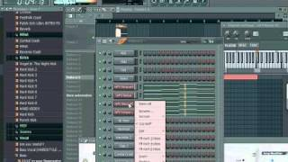 Making Cool Beat in FL STUDIO using Bass Hunter KIT (FREE DOWNLOAD)
