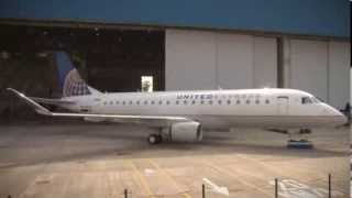 E175 Shows its New Wingtips