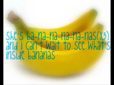 Bananas by August Rigo ft D-Pryde [ lyrics ]