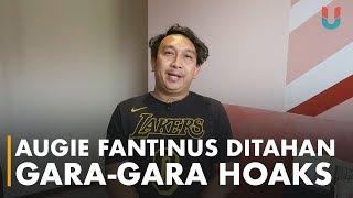 Presenter Augie Fantinus Terancam 6 Tahun Penjara Gara-gara Sebar Hoaks