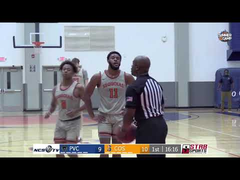 Palo Verde vs College of the Sequoias Men's Basketball LIVE 3/7/2021