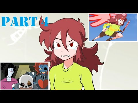 Undertale Animation Dub: Choco-Tale S2 The Movie Part 4【 Feat.Hwang Ponimator 】