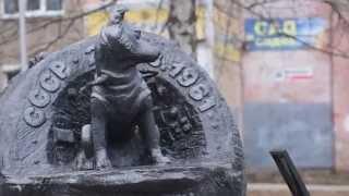 Звёздочка - первая собака в космосе