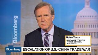 NFTC President Warns Trade War Cuts U.S. Access to Global Growth