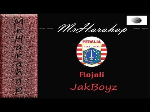 Lagu Persija - Rojali by Jakboyz, Video Rojali