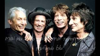 The Rolling Stones - Paint In Black(testo e traduzione)