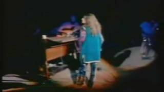 Janis Joplin Ball and Chain Live at Woodstock Music