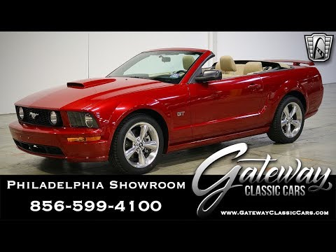 2008 Ford Mustang GT, Gateway Classic Cars - Philadelphia #537