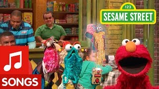 Sesame Street: Anyone Can Be Friends Song with Elmo