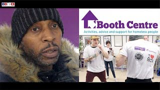 BBTV FEATURE: BOXING CLASSES FOR THE HOMELESS IN MANCHESTER WITH SPECIAL GUEST PAT BARRETT