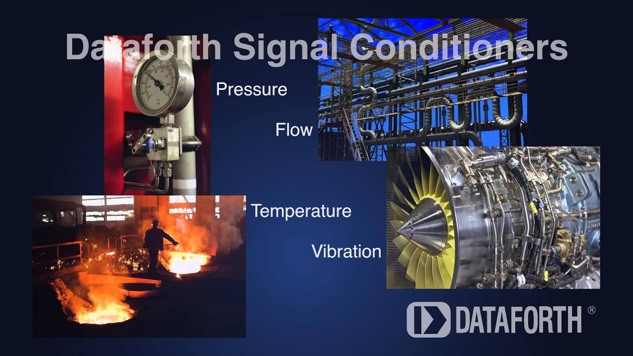 Vibration and Acceleration Signal Conditioners Selection