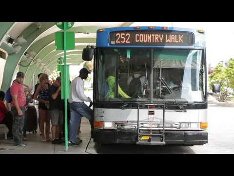 Nat Moore for Miami-Dade County Transit