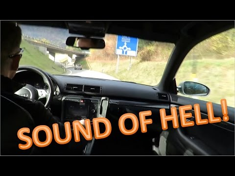 Capristo on Audi RS4 HD Sound (how it really sounds)