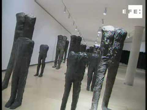 El IVAM acoge obras de escultora polaca Magdalena Abakanowicz,