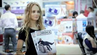 Massagkreslo Массажные кресла US MEDICA(, 2012-02-08T17:40:52.000Z)