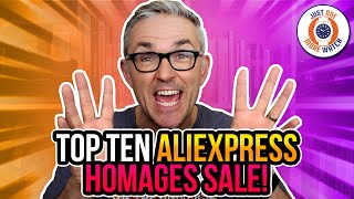 Top 10 AliExpress Anniversary Sale - Best Homages! видео
