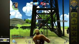 ★ Free Games - Battlefield Heroes Gameplay! Ft. CheerfulGeek