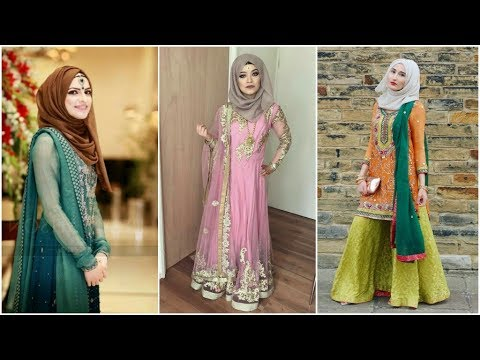 Most Requested Hijab For Wedding And Parties Hijab Style 2019 Youtube,Flowy Bohemian Beach Wedding Dresses