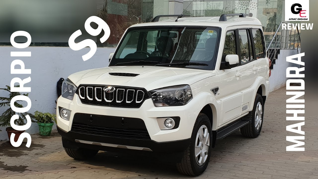 2019 Mahindra Scorpio S9 Most Detailed Review Price Features