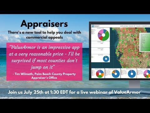 ValueArmor   Florida Webinar July 2017