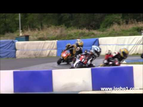 Thumbnail: 2011Moto Champ Cup East Japan Mini Bike Race R1 74daijro class Final