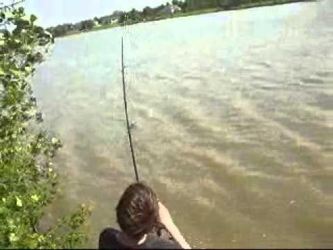 channel catfishing around lockport