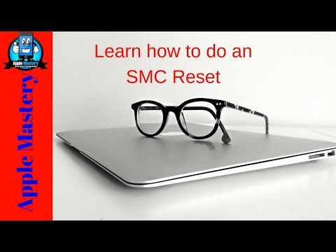 How to do an SMC Reset - Apple Mastery