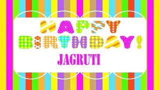 Jagruti   Wishes & Mensajes - Happy Birthday