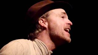 HD - Fran Healy (Travis) - Flowers In The Window (Unplugged! Acoustic) live @ Szene, Vienna 2011