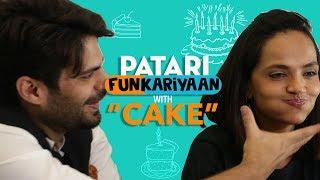 Lame Jokes | Sanam Saeed, Aamina Sheikh, Adnan Malik & Mikaal Zulfiqar | Cake The Film | Funkariyaan