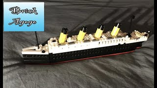lEGO Titanic - Tutorial