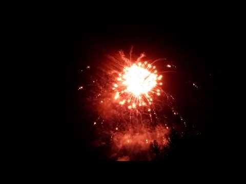 Log Boom Park Fourth of July Fireworks