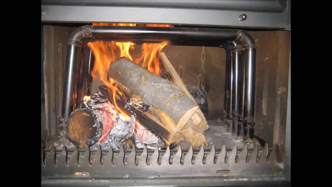Wood Fireplace Heat Exchanger Fireplace Heat Exchanger Homemade