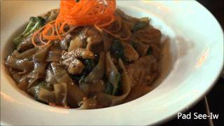 Charm Modern Thai restaurant in Vancouver BC Canada