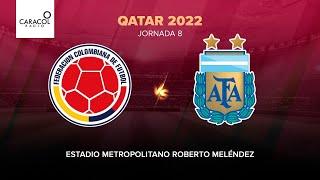 Análisis Colombia vs. Argentina - Eliminatorias Sudamericanas Rumbo a Catar 2022
