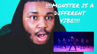 EXO 엑소 'Monster' MV Reaction