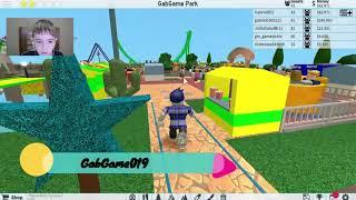 GabGame019 Roblox Themenpark Tycoon 2