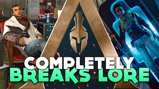 Assassin's Creed Odyssey Fundamentally Breaks Canon/Lore | Here's Why