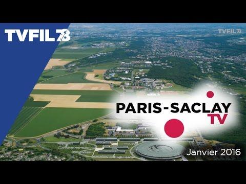 Paris-Saclay TV – Janvier 2016