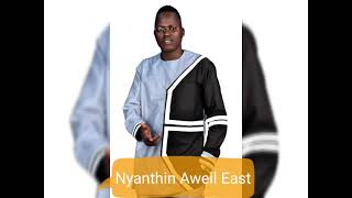 Nyanthin Aweil East by Dau Mobatel ft Malong Amiir official audio 2021
