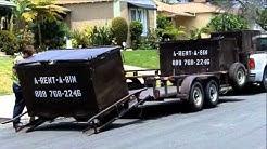 Los Angeles Dumpster Bin Rentals