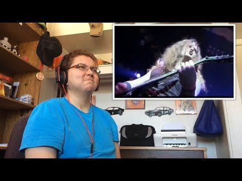 Iced Earth - Dante's Inferno (Alive in Athens) Reaction!!!