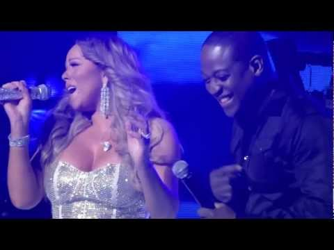 Mariah Carey - 07. I'll Be There (LIVE in Sydney 03-01-2013) COMPLETE PERFORMANCE mp3