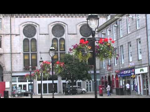Aberdeen, una ciudad bulliciosa • Escocia