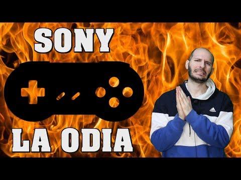 ¡LA CONSOLA QUE MÁS ODIA SONY! - Sasel - playstation - español - ps vita